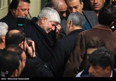 وداع با پیکر آیت الله هاشمی رفسنجانی در حسینیه جماران -5