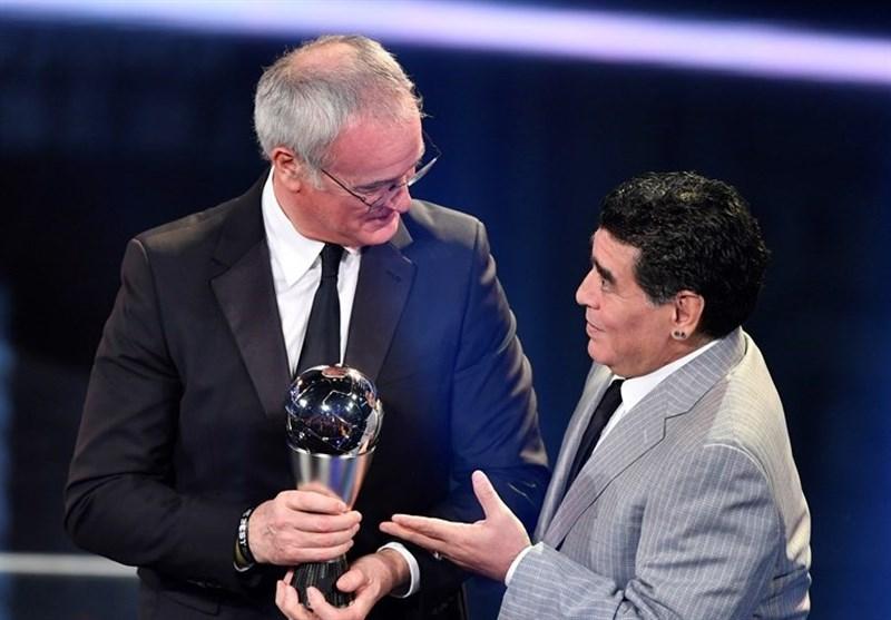 مراسم انتخاب بهترینهای سال 2016 فوتبال جهان