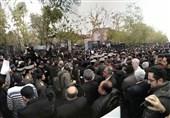 پوشش زنده تصویری مراسم تشییع و تدفین مرحوم آیتالله هاشمیرفسنجانی