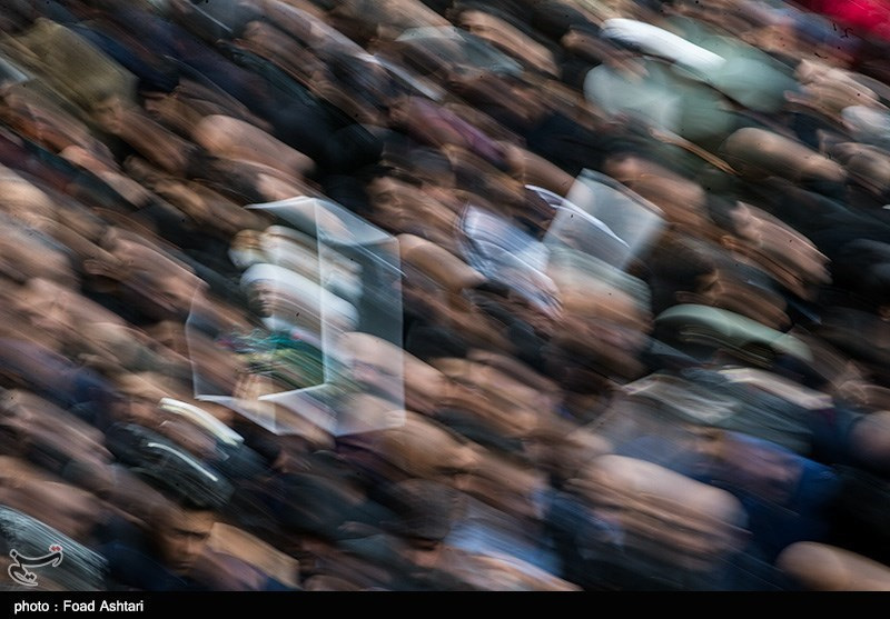 مراسم تشییع پیکر آیت الله هاشمی رفسنجانی-3