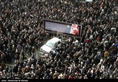 کیف تناولت وسائل الاعلام مراسم تشییع جثمان آیة الله رفسنجانی؟