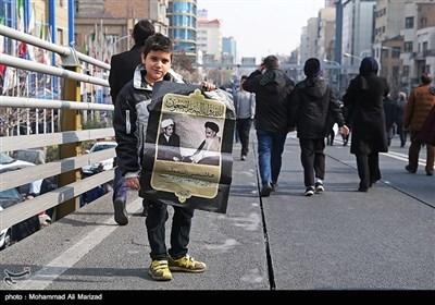 آیت اللہ ہاشمی رفسنجانی کے جنازے میں لاکھوں لوگوں کی شرکت