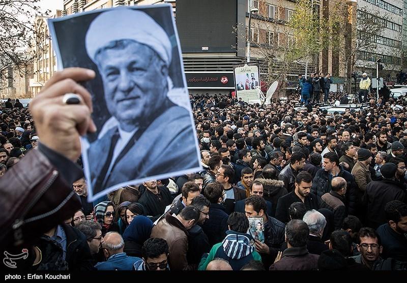 هیچ جناحی حق ندارد آیتالله هاشمی رفسنجانی را برای خود مصادره کند