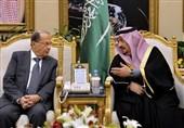 جزئیات دیدار رئیس جمهور لبنان با شاه عربستان