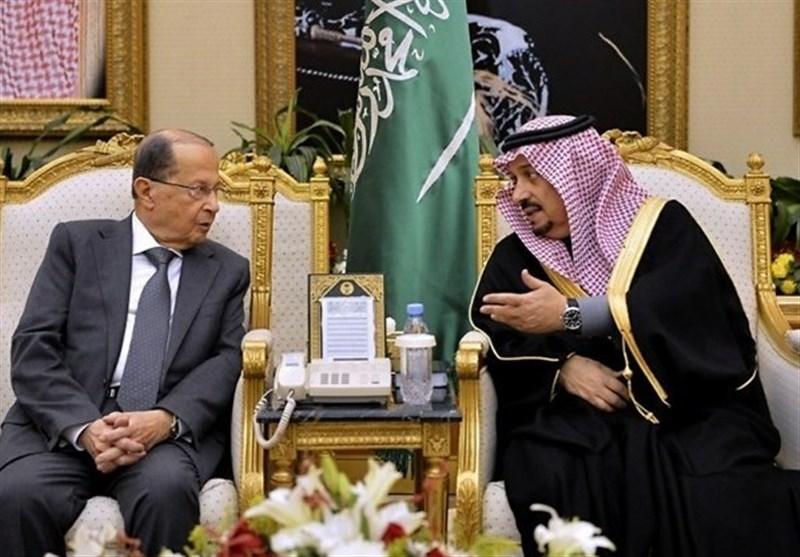 عون: روابط لبنان با عربستان مانعی برای روابط نزدیک با تهران نیست
