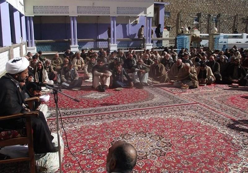 پاراچنار؛ ایران کے سابق صدر ہاشمی رفسنجانی کو خراج تحسین پیش کیا گیا + تصاویر
