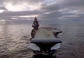 بازگشت ناو «آدمیرال کوزنتسوف» روسیه از سواحل سوریه