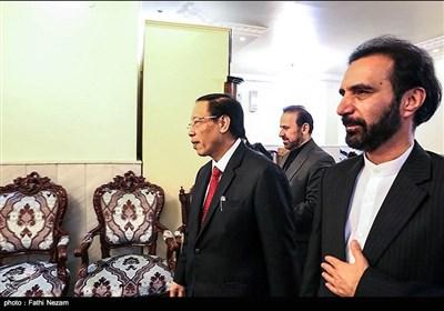 تعازی برحیل آیة الله رفسنجانی فی السفارة الایرانیة فی دمشق