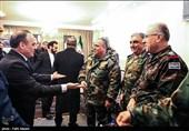 یاد بود آیت الله هاشمی رفسنجانی در سفارت ایران در سوریه