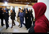 افتتاح پنجمین جشنواره مد و لباس تسنیم