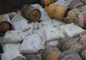 کشف مواد مواد مخدر سیستان و بلوچستان