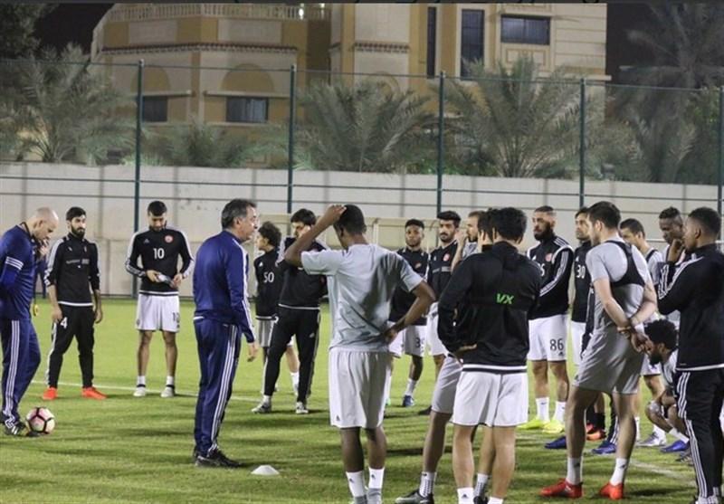 دژاگه مهیای حضور دوباره در ترکیب تیم العربی قطر + عکس