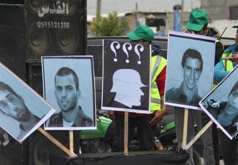 نظامیان اسیر صهیونیست