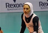 دومین لژیونر والیبال بانوان ایران؛ زینب گیوه امروز راهی بلغارستان میشود