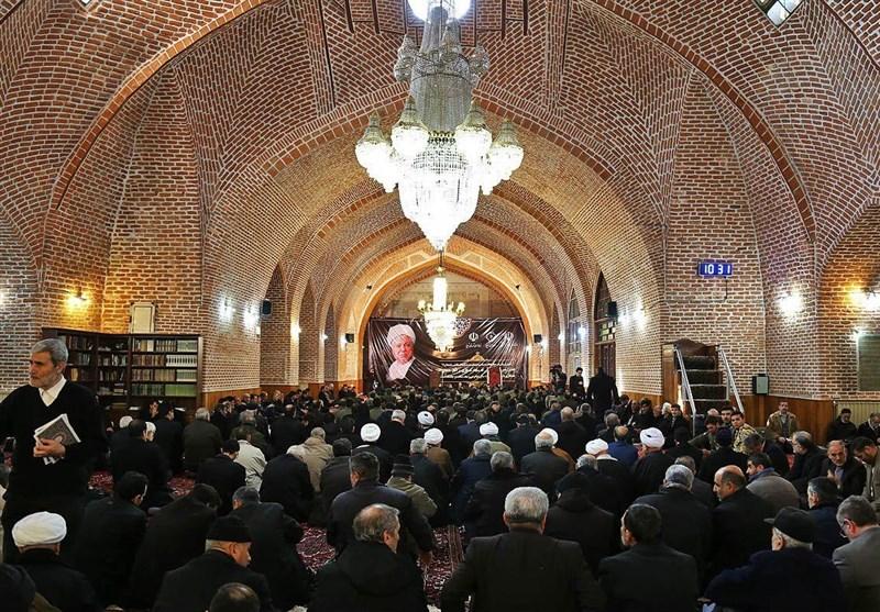 بزرگداشت هاشمی رفسنجانی در تبریز