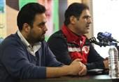 مهاجری: تساوی به نفع شهردار مشهد شد/ از بازیکنانم راضی نیستم