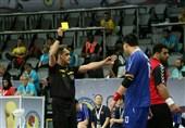 اولین قضاوت کوبل داوری ایران در جام جهانی هندبال