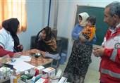 کهگیلویه و بویراحمد|کاروان سلامت به روستای محروم و دور افتاده «کلاب » رسید