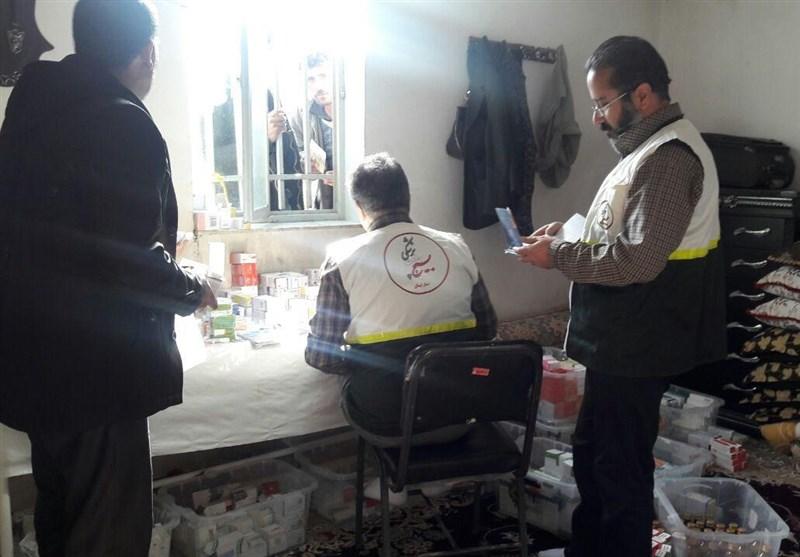 6 تیم پزشکی لرستان به مناطق زلزلهزده کرمانشاه اعزام شد