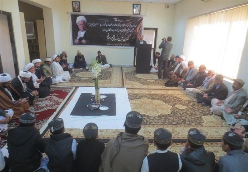 راولپنڈی؛ سابق ایرانی صدر کے انتقال پرملال کی مناسبت سے مجلس ترحیم و قرآن خوانی کا انعقاد