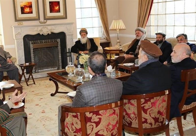 آغاز فعالیت مشترک شورای حراست و ثبات و شورای احزاب جهادی افغانستان