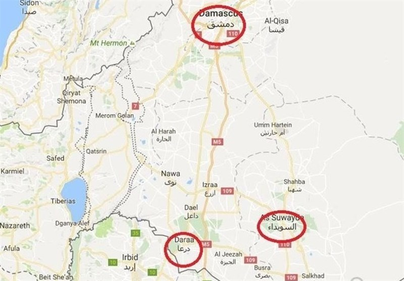 Suriye'nin Güneyindeki Çatışmaların Azalmasının Beş Nedeni/ Dera Cephesindeki Barışa Katar'da Katıldı