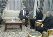 حضور مدیر کل تشریفات وزارت خارجه مصر در دفتر نمایندگی ایران