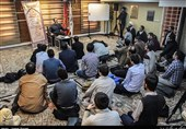 چهارمین جلسه حلقه شعر و تصنیف «ریّان» برگزار شد