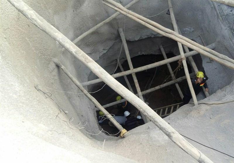 3 کارگر مانده زیر آوار تونل انرژی تبریز جان خود را از دست دادهاند