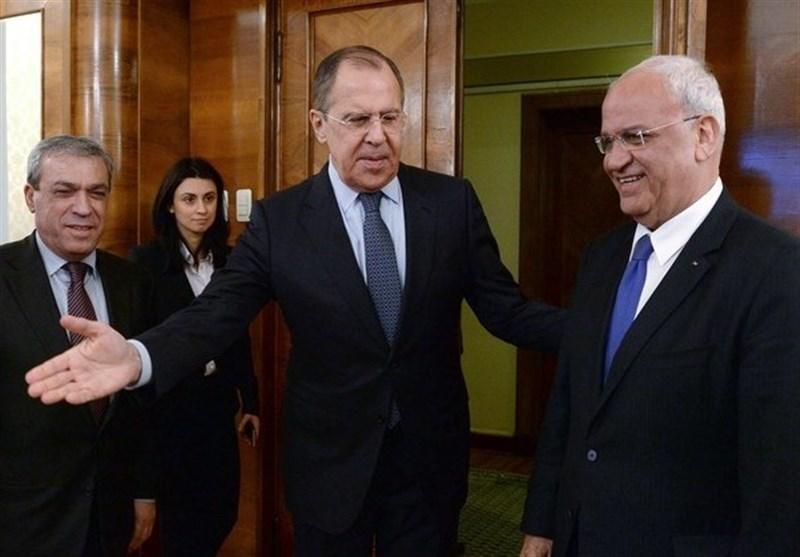 لاوروف: مسکو برای برگزاری نشست بین نتانیاهو و عباس آماده است