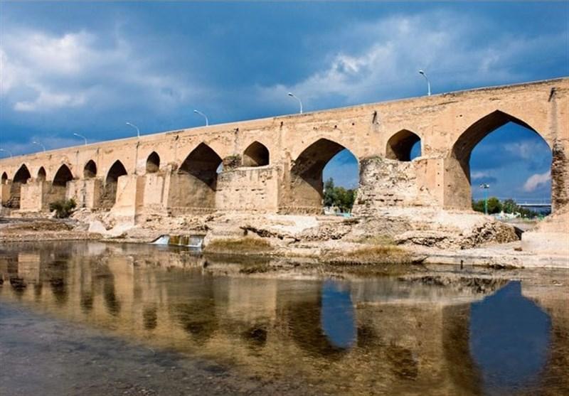 «جسر الدز» فی مدینة دزفول التراثیة قلب محافظة خوزستان النابض + صور وفیدیو