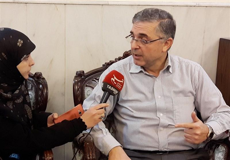 وزیر علی حیدر تسنیم