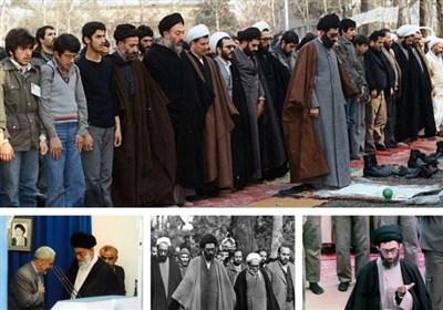 نماز جمعه رهبرانقلاب
