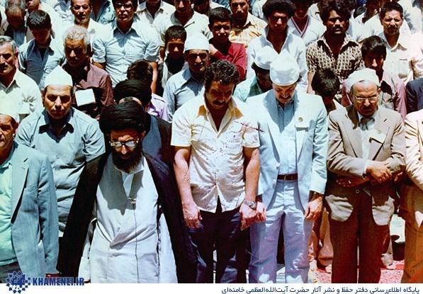 Image result for بیانات در خطبههای نمازجمعه سال 78