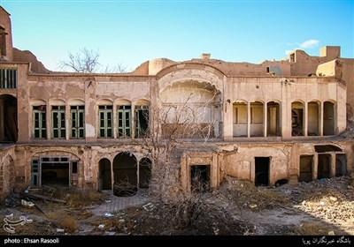 خانه های تاریخی کاشان در آستانه نابودی