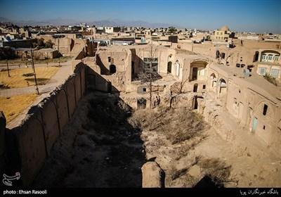 بافت تاریخی کاشان محله سلطان امیر احمد