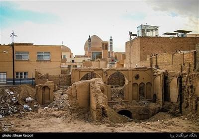 محله مسجد آقا بزرگ کاشان