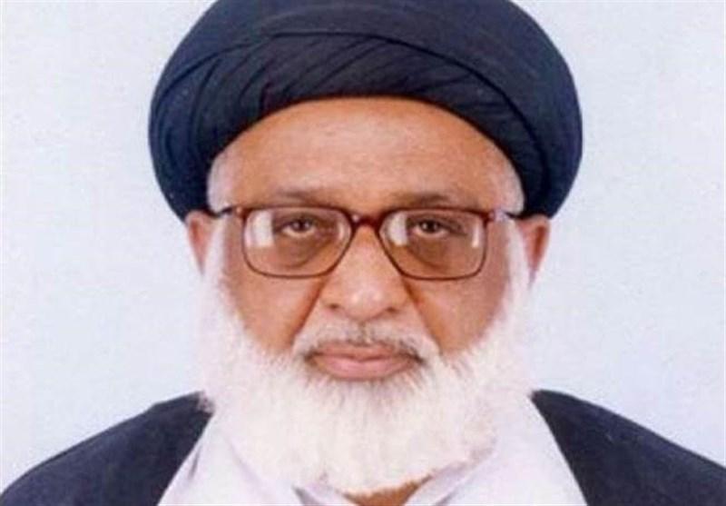 سابق ایرانی صدر امام خمینی کے شاگرد اور قابل اعتما د ساتھی تھے، آیت اللہ سیدریاض حسین نجفی