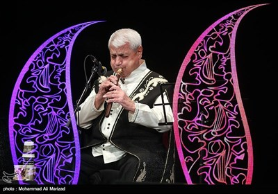 اولین روز سی و دومین جشنواره موسیقی فجر- برج میلاد