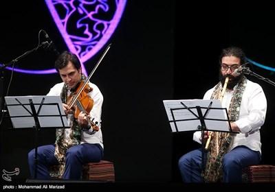 International Musicians Perform at Fajr Music Festival in Iran