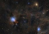 عکس روز ناسا/ غبار ستاره ای در ابر مولکولی پرسئوس