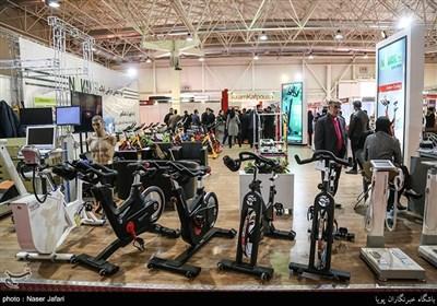 افتتاح پانزدهمین نمایشگاه بین المللی ورزش و تجهیزات ورزشی