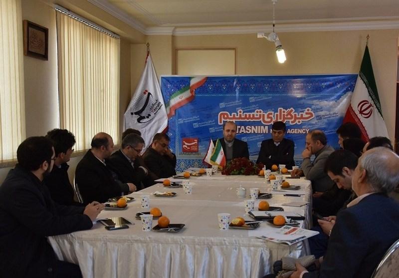 ستاد دهه فجر آذربایجان شرقی در دفتر تسنیم