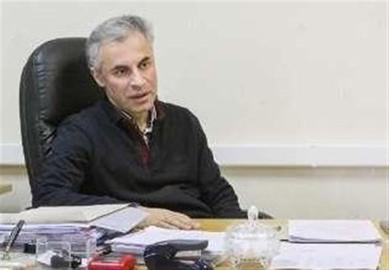 دکتر علی تقی زادیه معاون درمان دانشگاه علوم پزشکی وخدمات بهداشتی درمانی تبریز