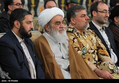 مراسم ارتحال آیت الله هاشمی رفسنجانی در اصفهان