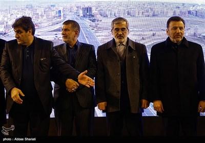 سفر وزیر ارتباطات به کرج و افتتاح تقاطع غیر همسطح