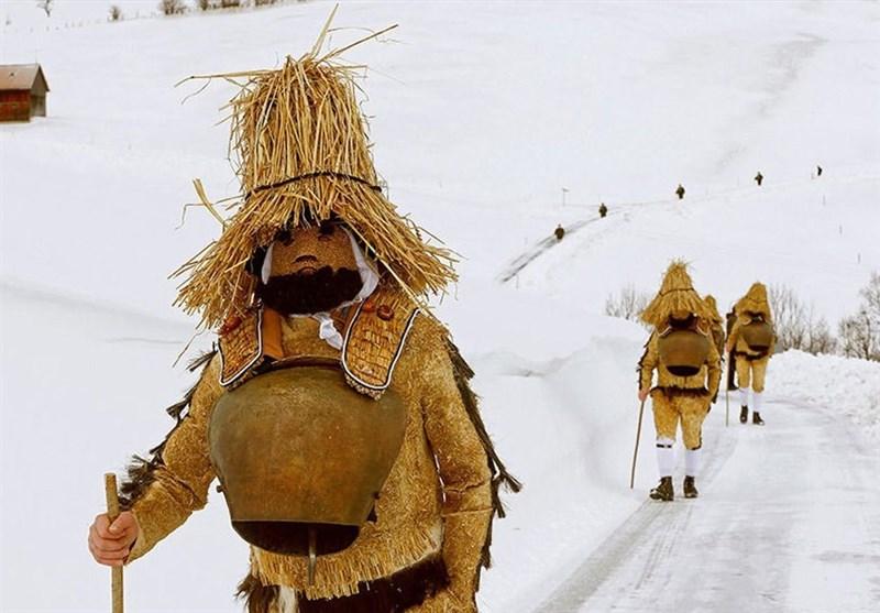 روستائیان سوئیسی