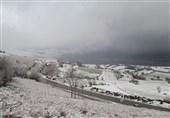 برف دودانگه ساری