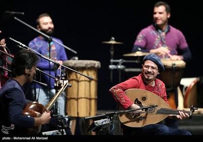 Fecr Müzik Festivali - Tahran Orkestra ve Restak Grubu'nun Konserleri
