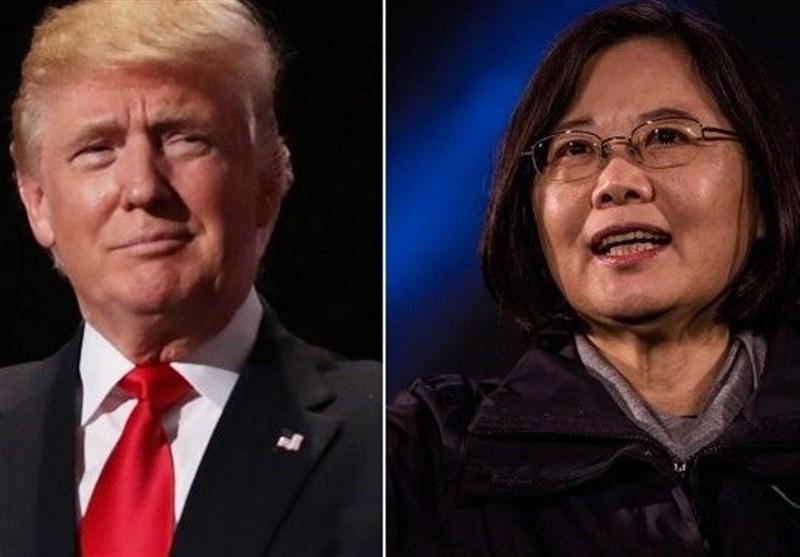 ترامپ رئیسجمهور تایوان